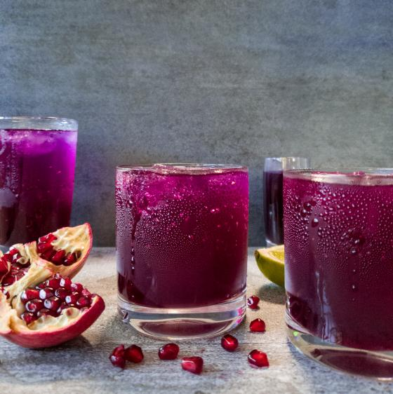 Sugar free probiotic mocktails Winter2